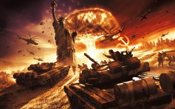 World In Conflict Backgrounds, Compatible - PC, Mobile, Gadgets  350x219 px