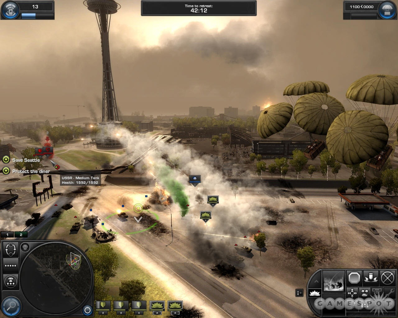 World In Conflict Backgrounds on Wallpapers Vista