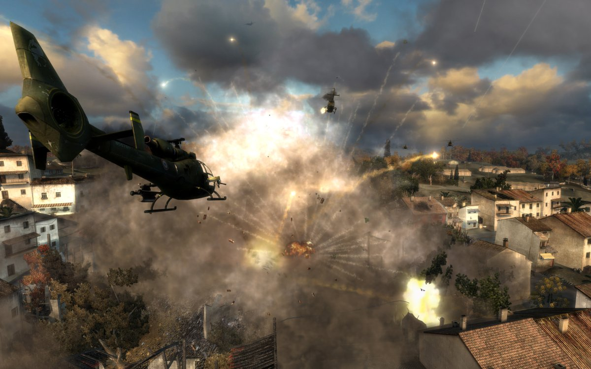 World In Conflict Backgrounds, Compatible - PC, Mobile, Gadgets  1200x750 px