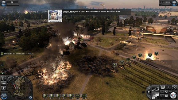 World In Conflict Backgrounds, Compatible - PC, Mobile, Gadgets  580x326 px
