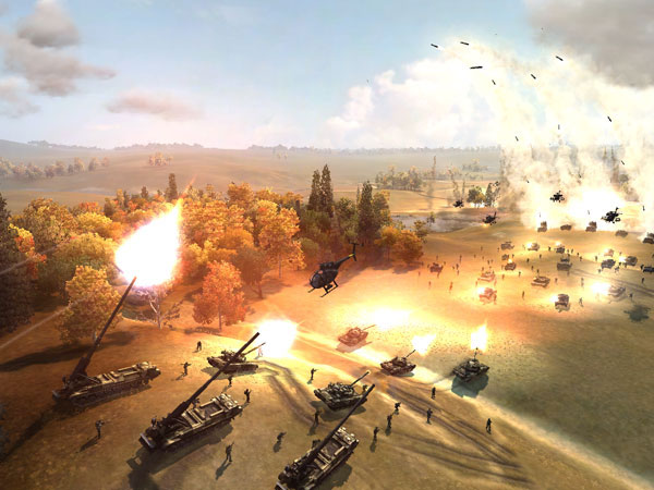 World In Conflict High Quality Background on Wallpapers Vista