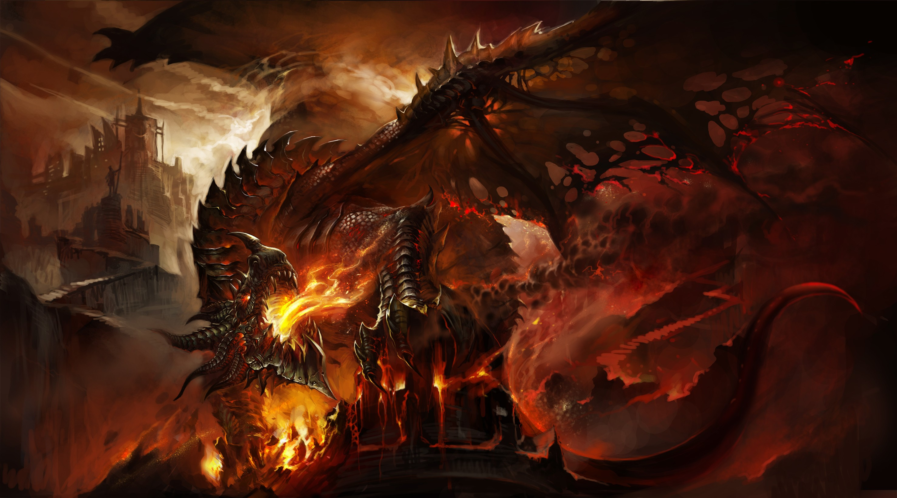 Most Viewed World Of Warcraft Cataclysm Wallpapers 4k Wallpapers