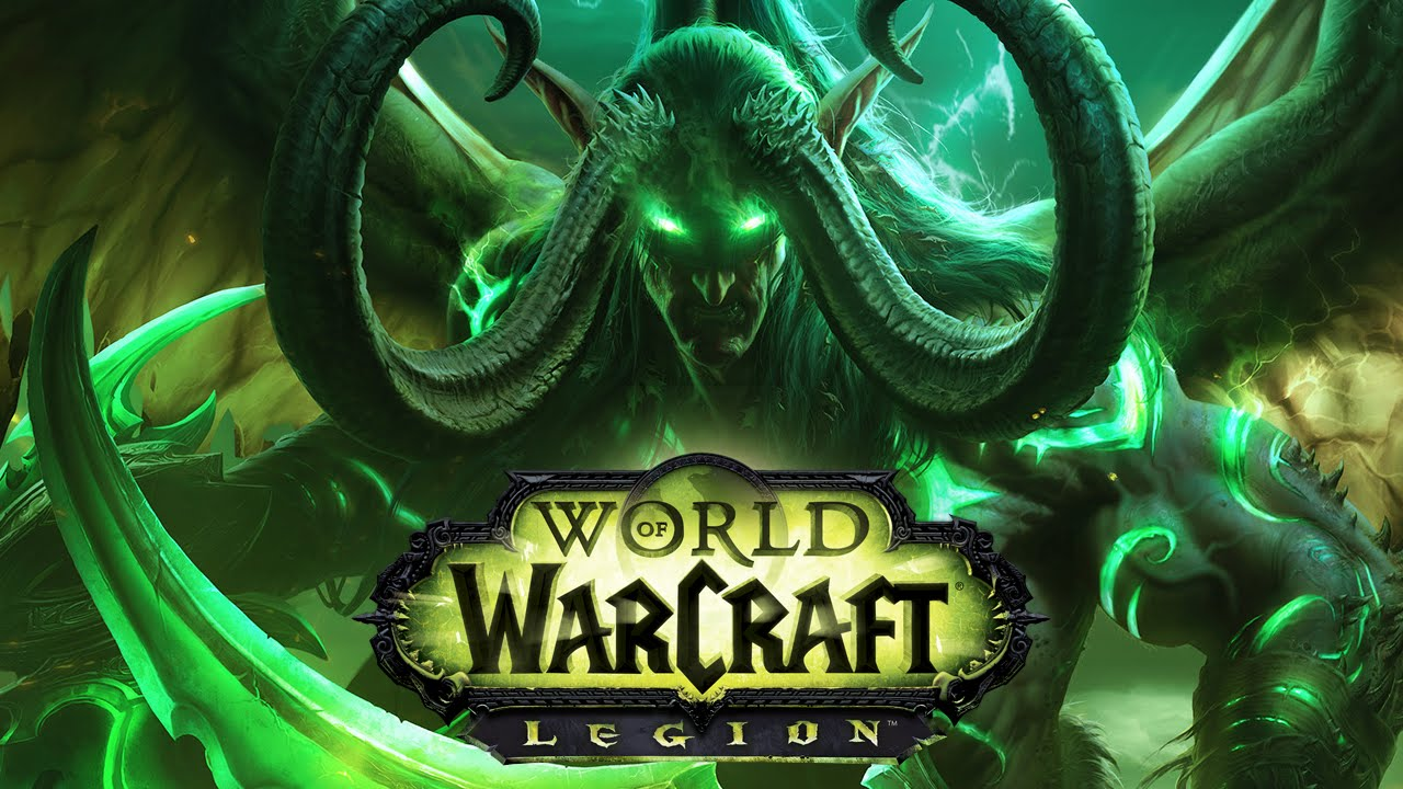 World Of Warcraft Legion Wallpapers Video Game Hq World Of