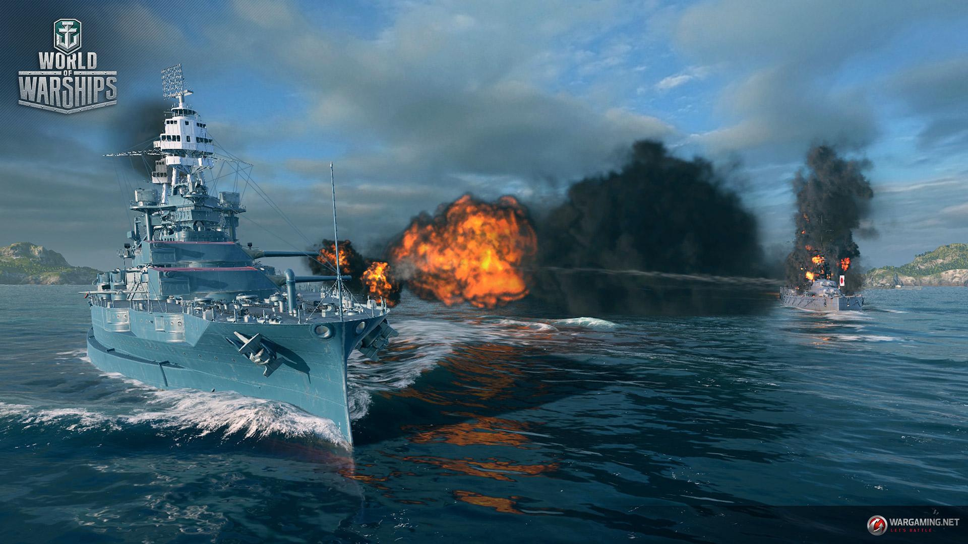 Most Viewed World Of Warships Wallpapers 4k Wallpapers