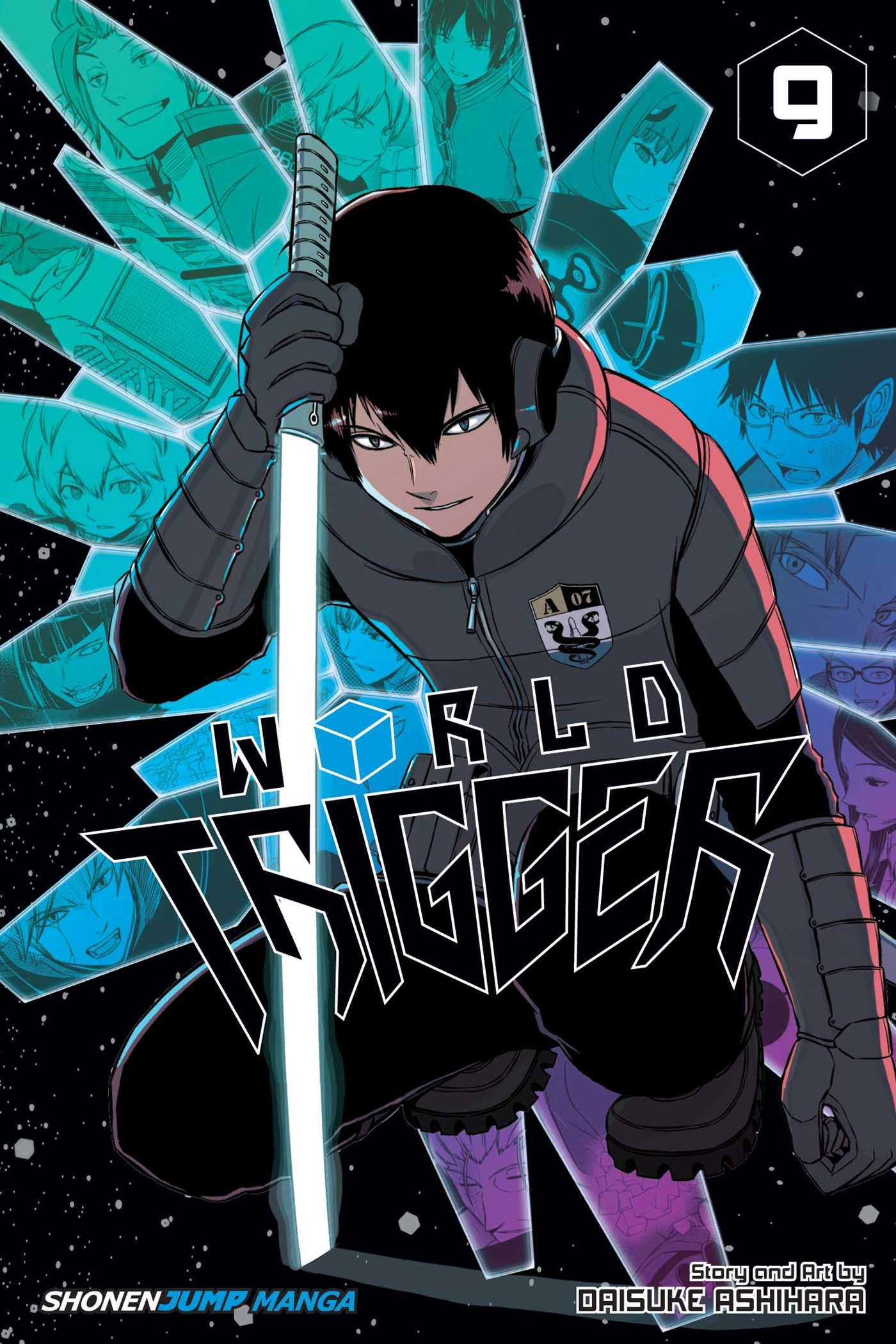Nice Images Collection: World Trigger Desktop Wallpapers