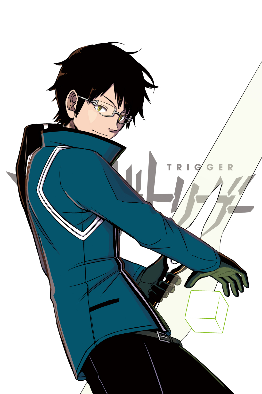 High Resolution Wallpaper | World Trigger 1080x1620 px