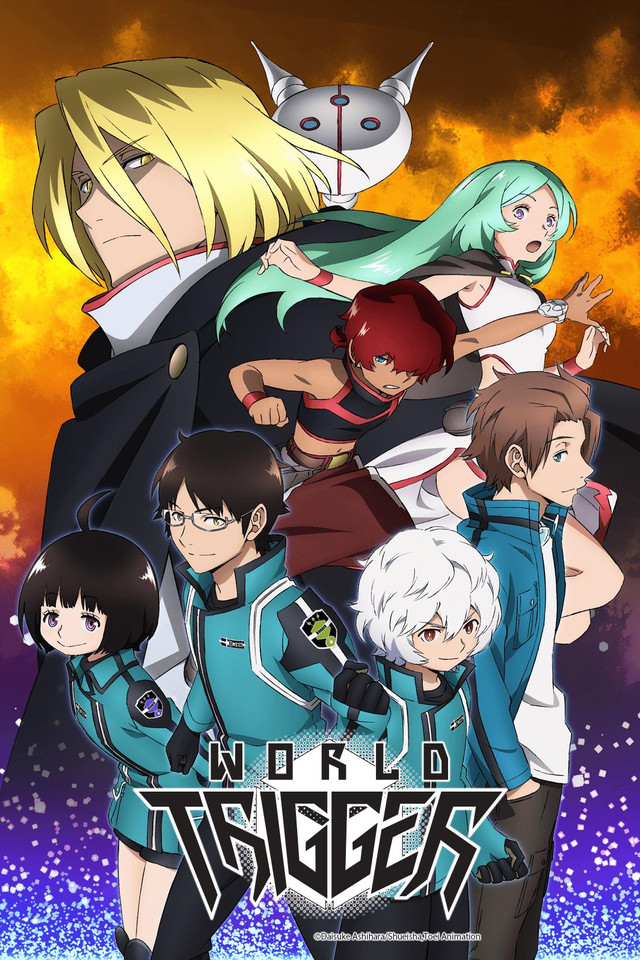 Images of World Trigger | 640x960