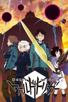 World Trigger High Quality Background on Wallpapers Vista