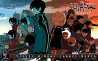 World Trigger Pics, Anime Collection