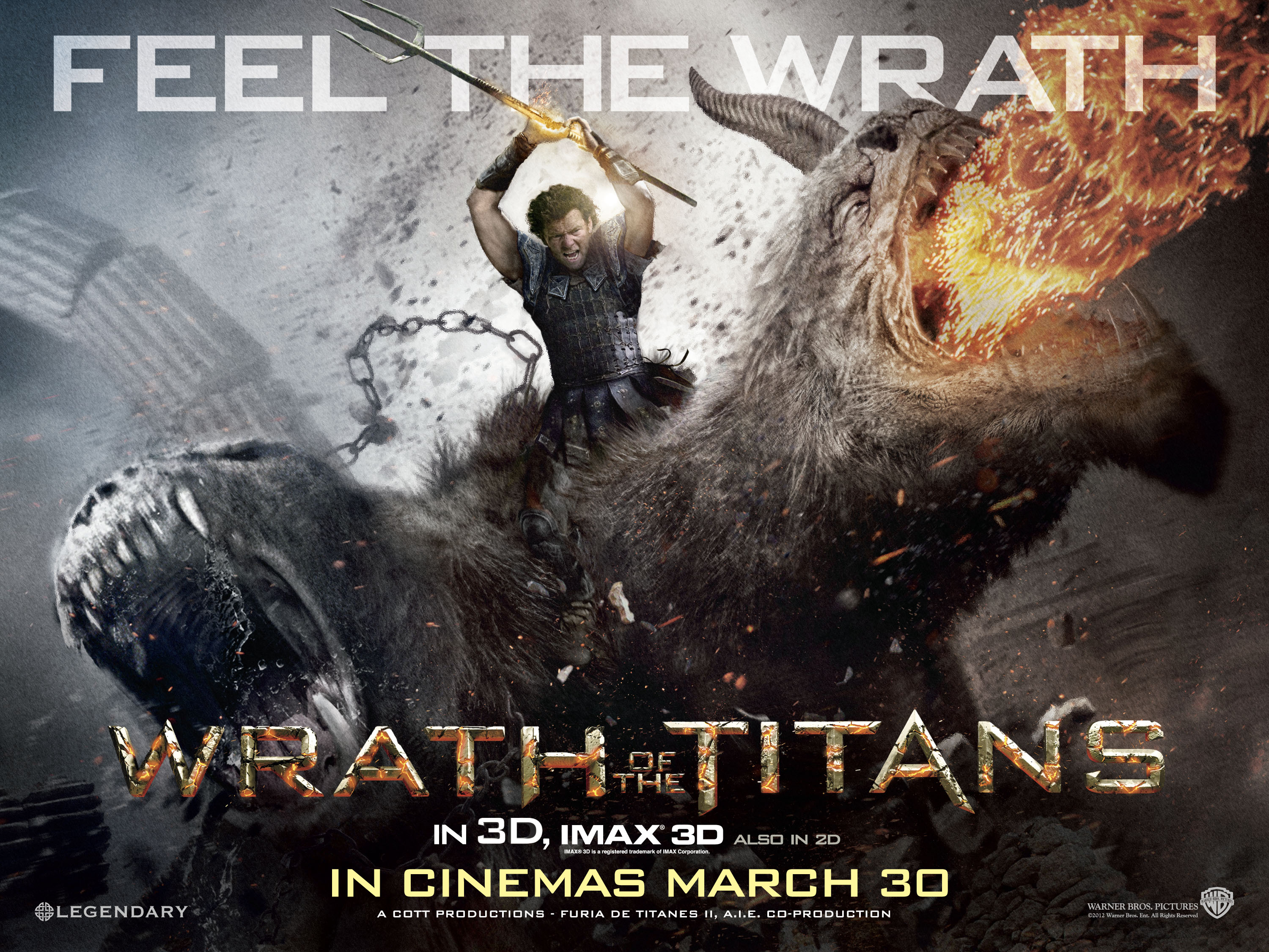 Wrath Of The Titans Wallpapers Movie Hq Wrath Of The Titans