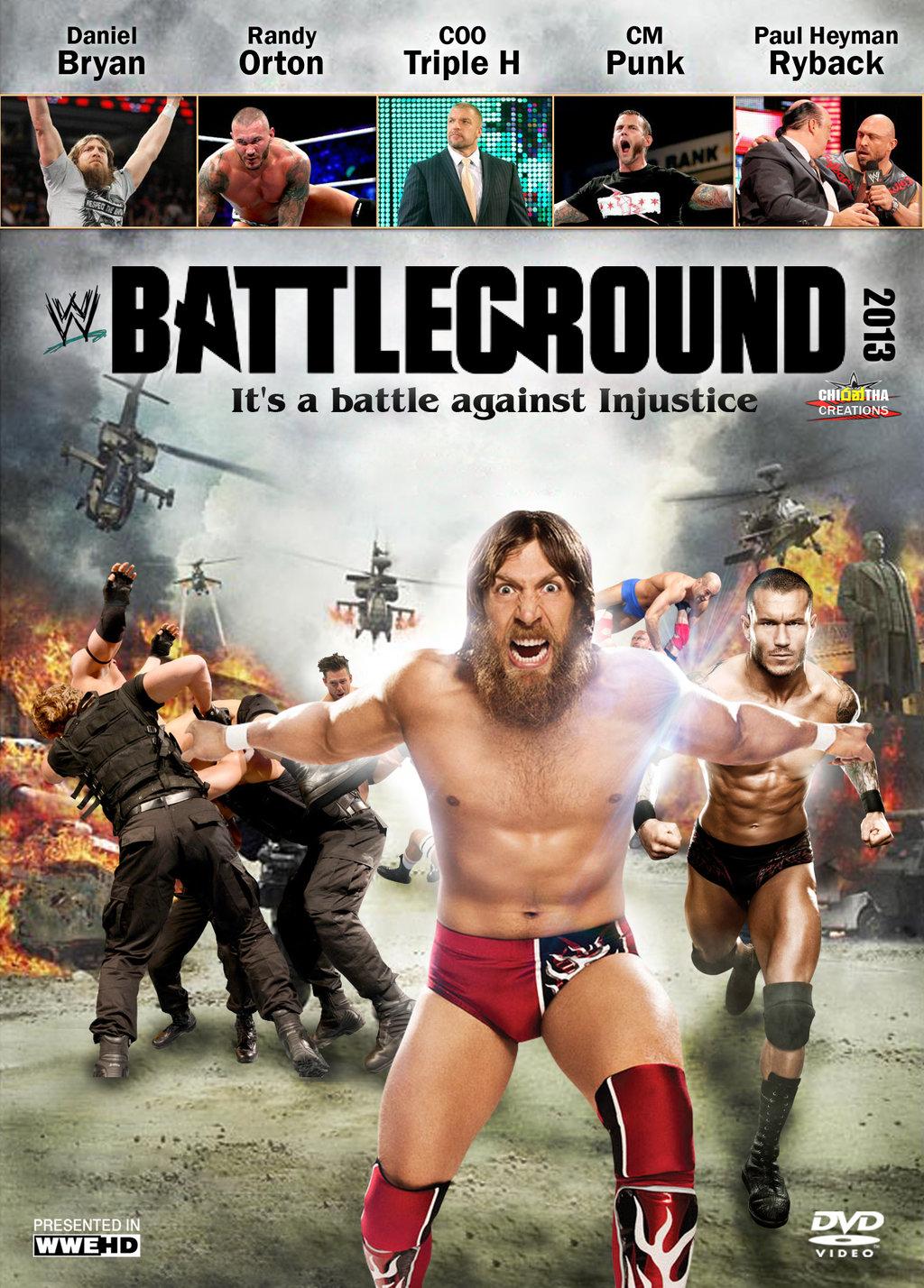 WWE Battleground 2013 Backgrounds on Wallpapers Vista