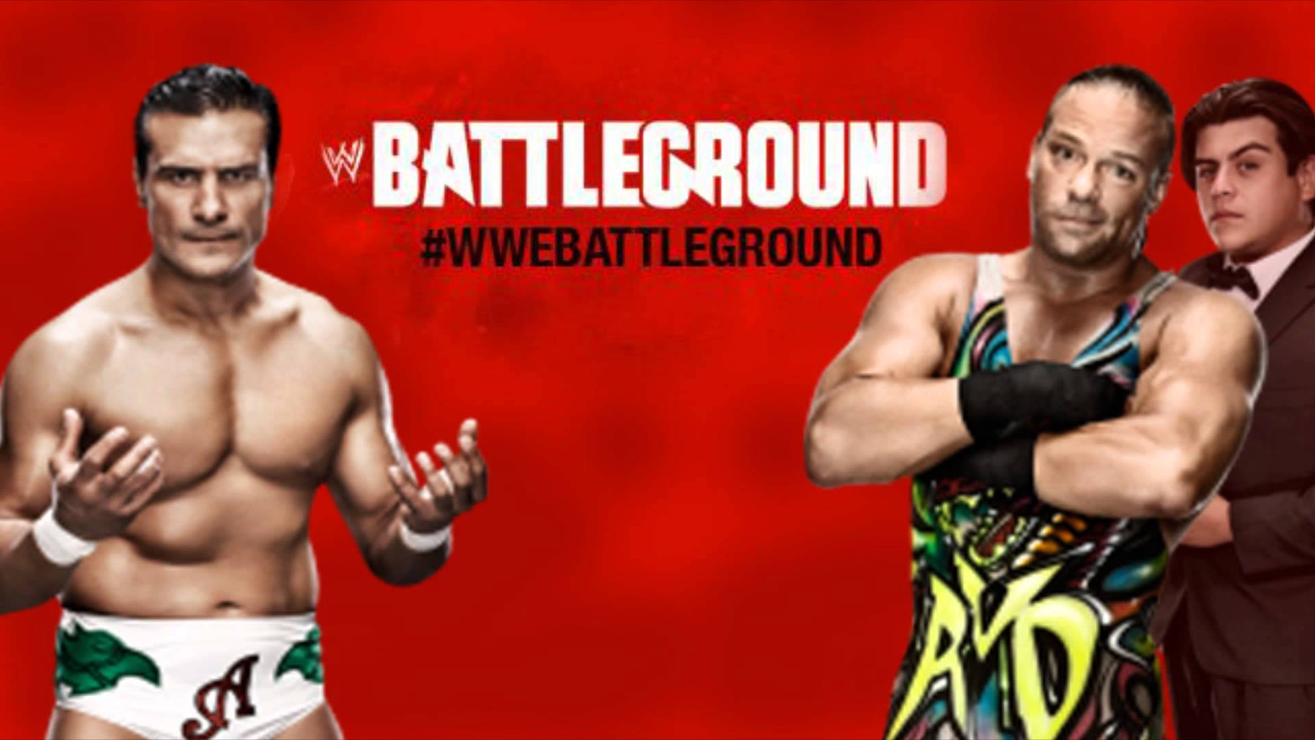 WWE Battleground 2013 Backgrounds, Compatible - PC, Mobile, Gadgets| 1920x1080 px