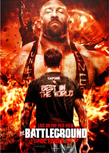 Amazing WWE Battleground 2013 Pictures & Backgrounds