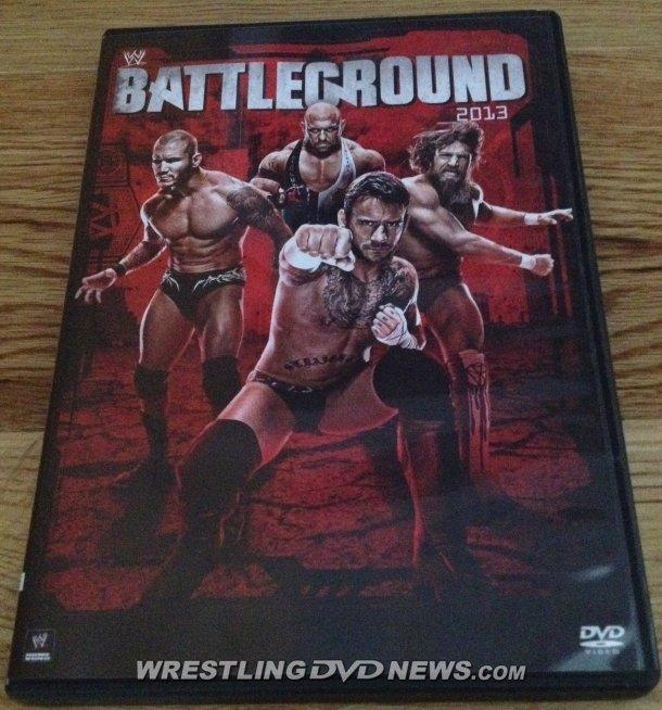 HD Quality Wallpaper | Collection: Movie, 610x654 WWE Battleground 2013