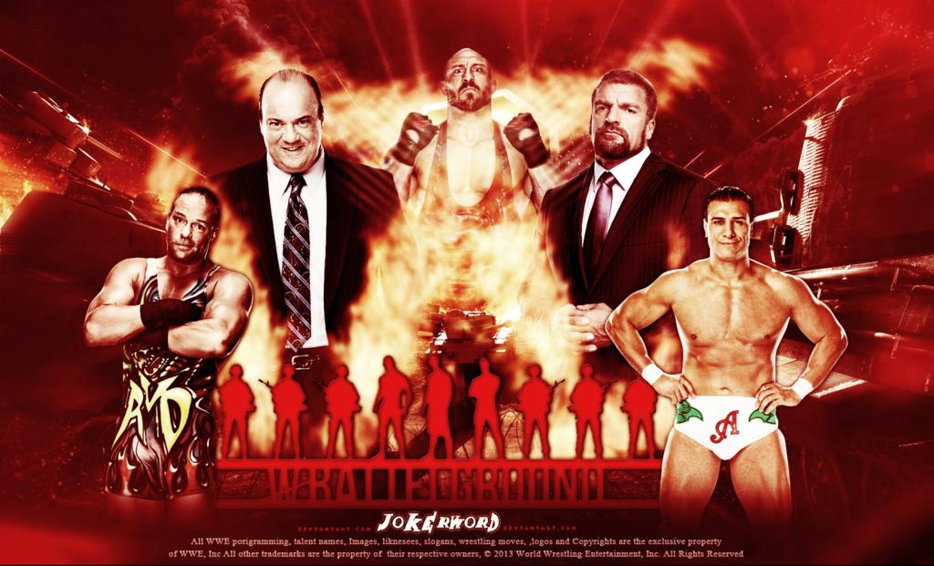HD Quality Wallpaper | Collection: Movie, 1024x621 WWE Battleground 2013