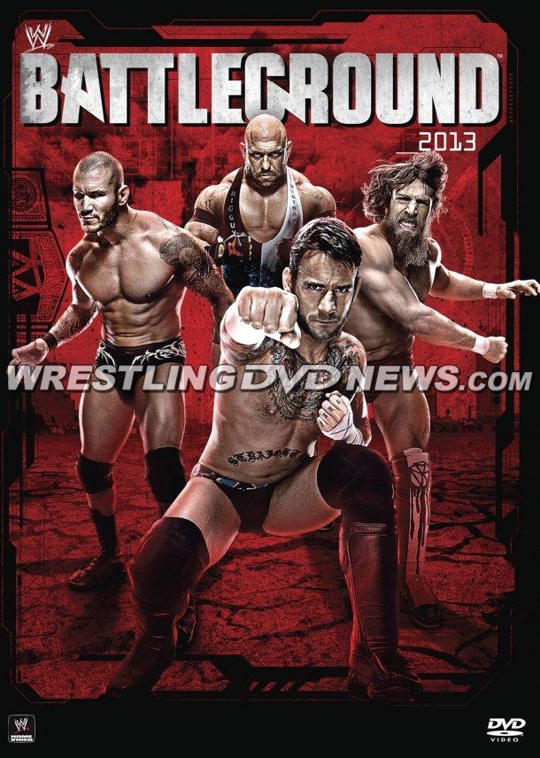 610x856 > WWE Battleground 2013 Wallpapers