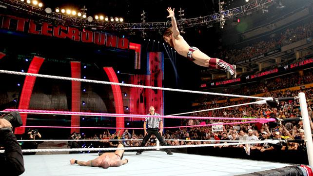 642x361 > WWE Battleground 2013 Wallpapers
