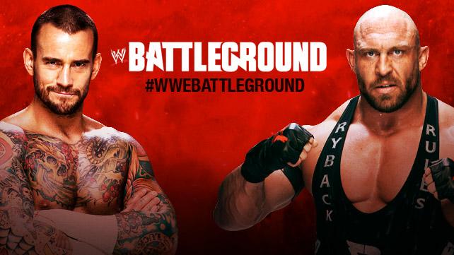 WWE Battleground 2013 High Quality Background on Wallpapers Vista