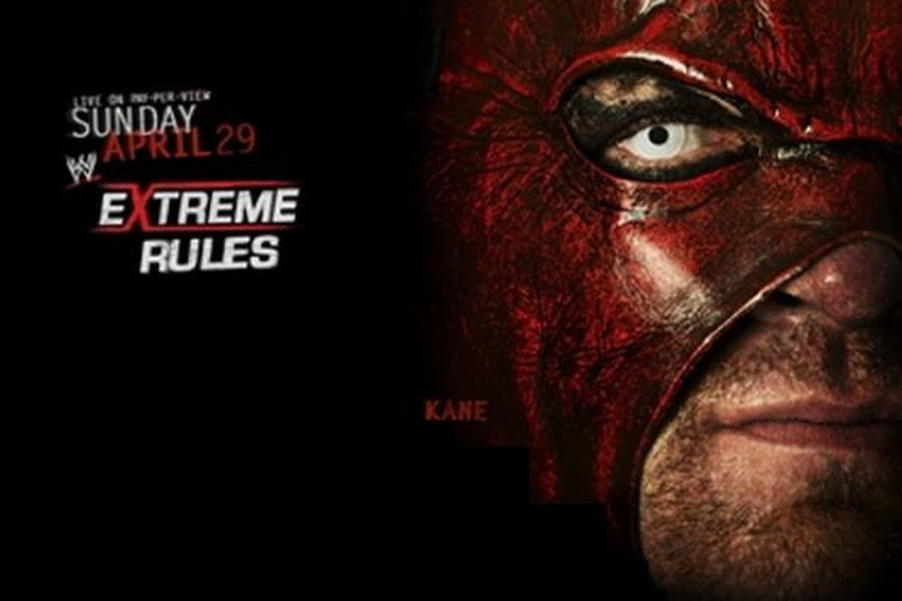 Images of WWE Extreme Rules 2012 | 1310x873
