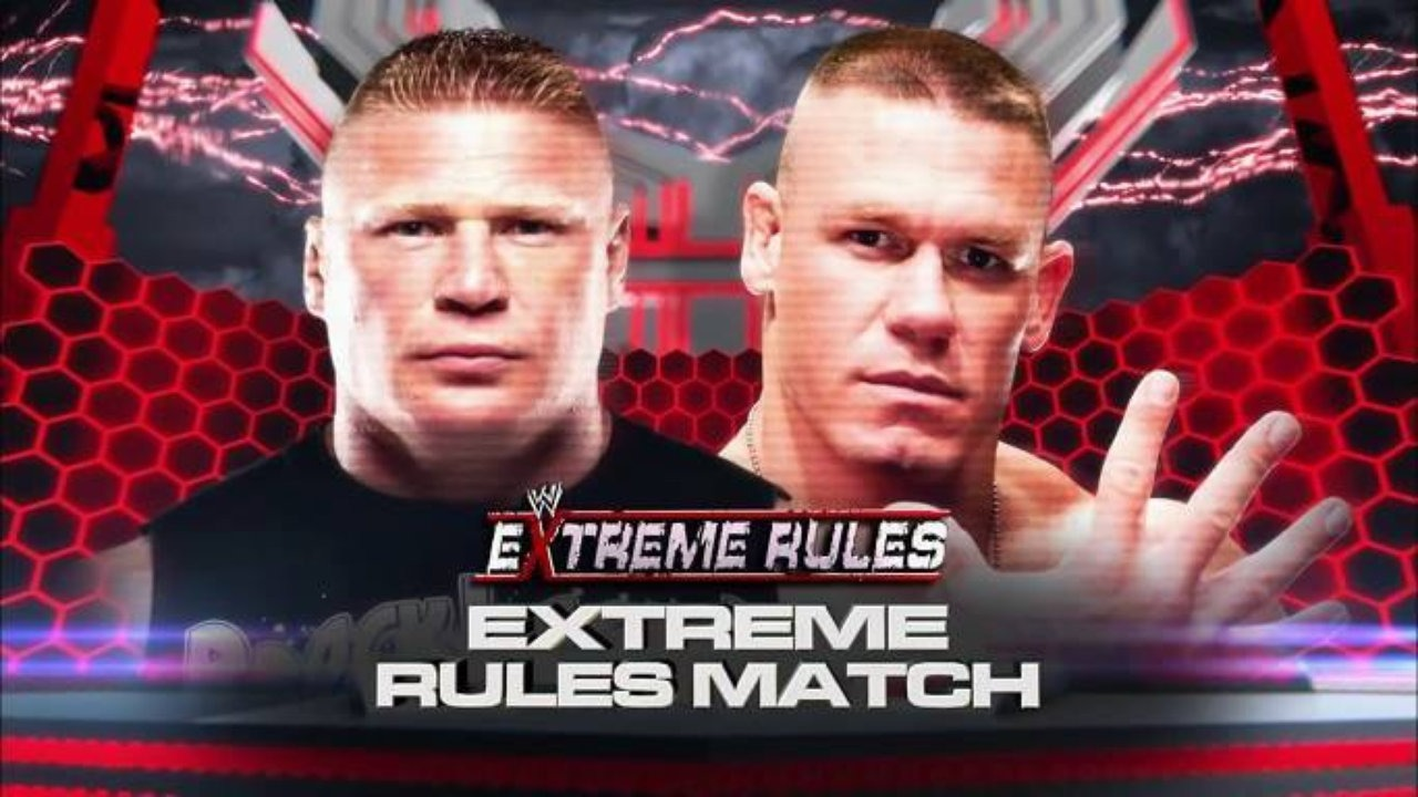 WWE Extreme Rules 2012 #6