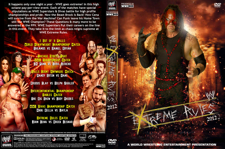 900x596 > WWE Extreme Rules 2012 Wallpapers