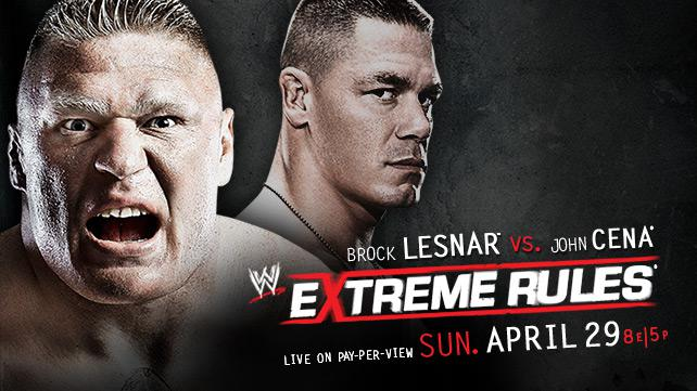 Amazing WWE Extreme Rules 2012 Pictures & Backgrounds