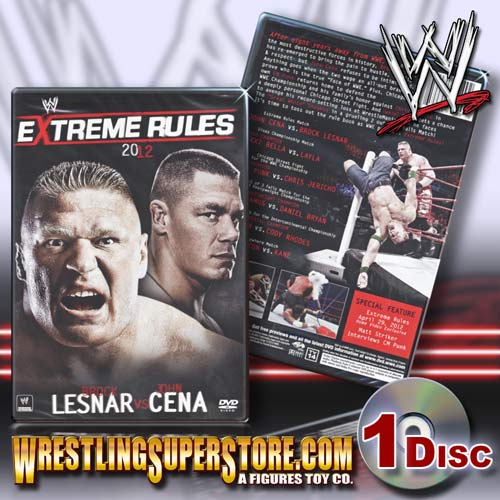 WWE Extreme Rules 2012 Backgrounds on Wallpapers Vista
