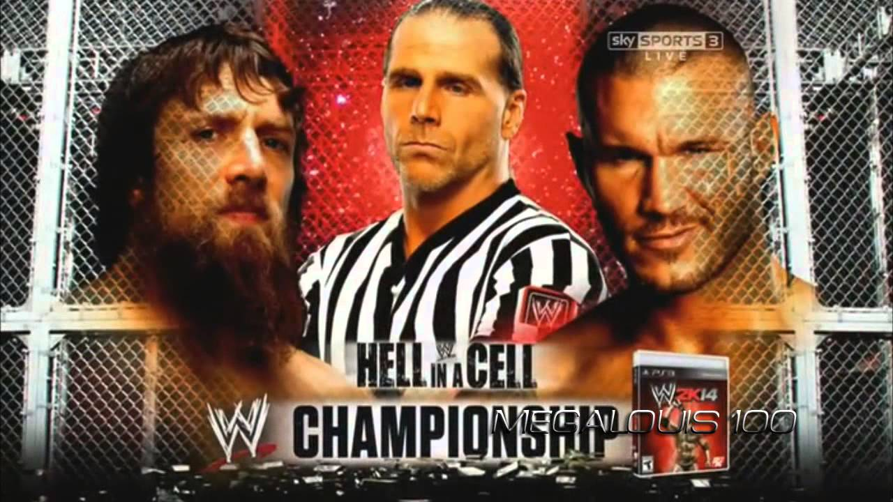 Images of WWE Hell In A Cell 2013   1280x720