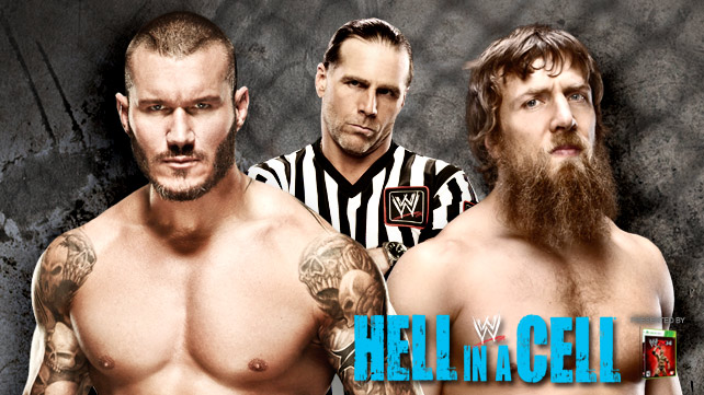 High Resolution Wallpaper   WWE Hell In A Cell 2013 642x361 px