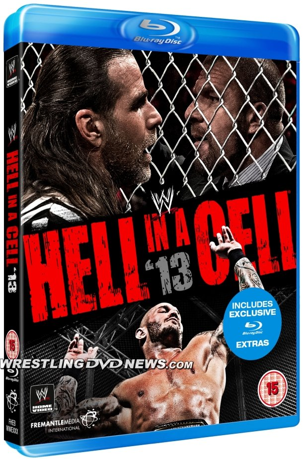610x924 > WWE Hell In A Cell 2013 Wallpapers