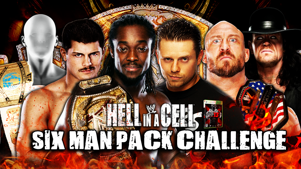 Images of WWE Hell In A Cell 2013   960x540