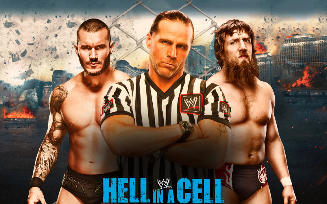 Images of WWE Hell In A Cell 2013   1131x707
