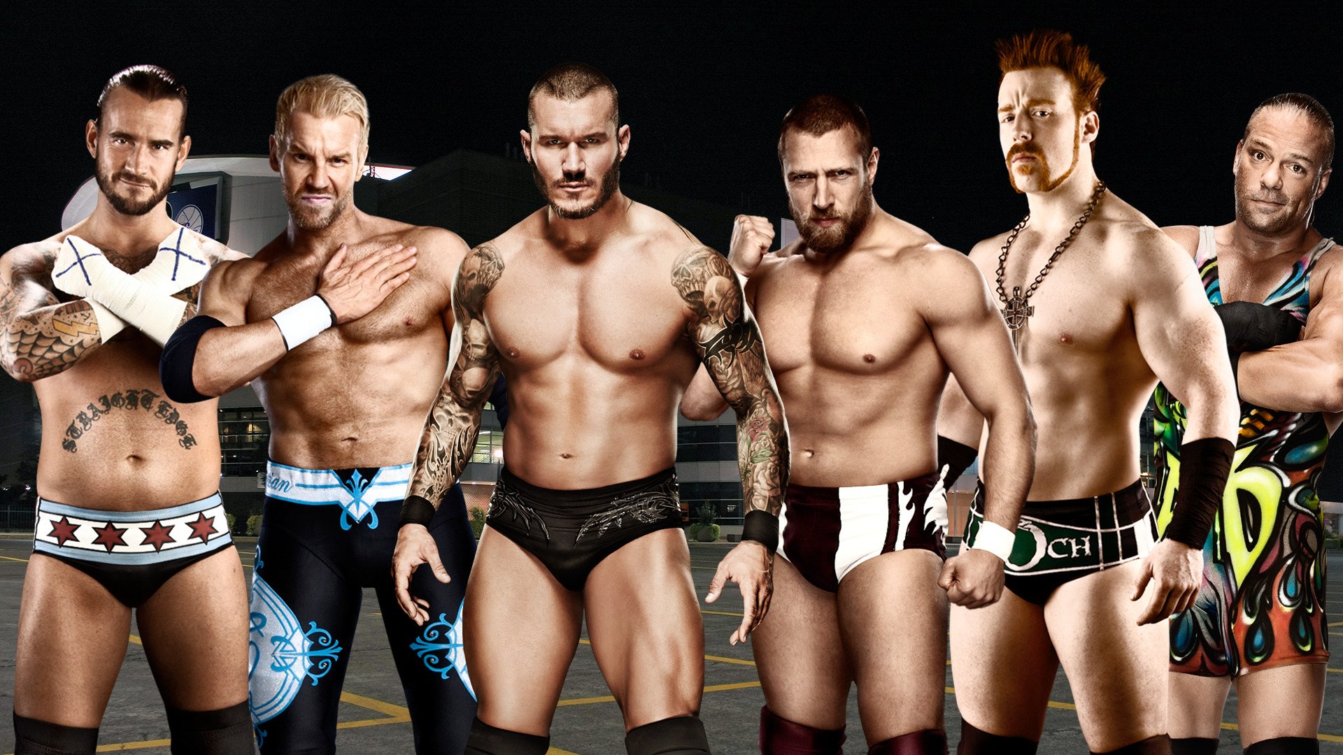 Nice wallpapers WWE Money In The Bank 2013 1920x1080px