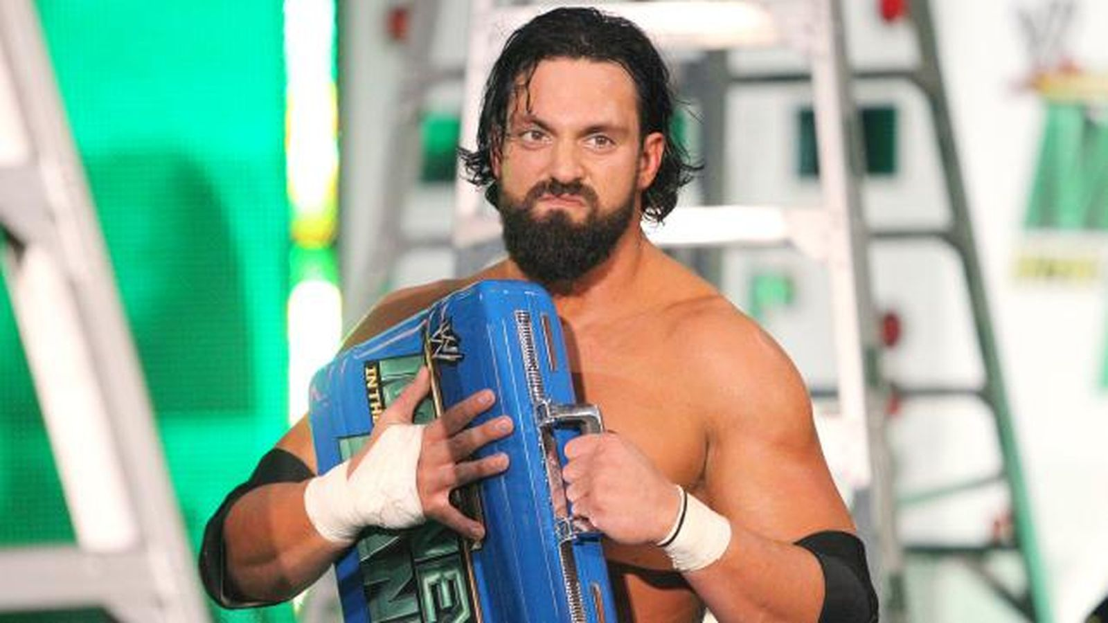 Nice Images Collection: WWE Money In The Bank 2013 Desktop Wallpapers