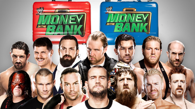WWE Money In The Bank 2013 Pics, Movie Collection