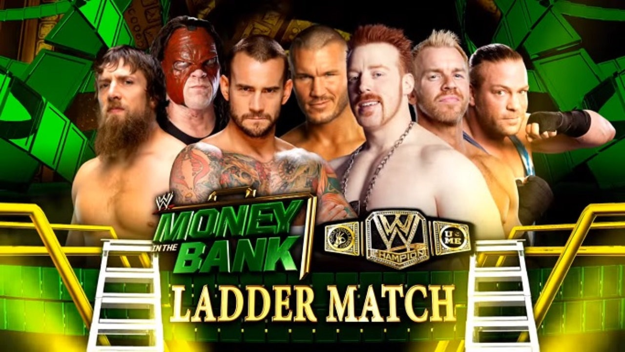 Images of WWE Money In The Bank 2013   1280x720
