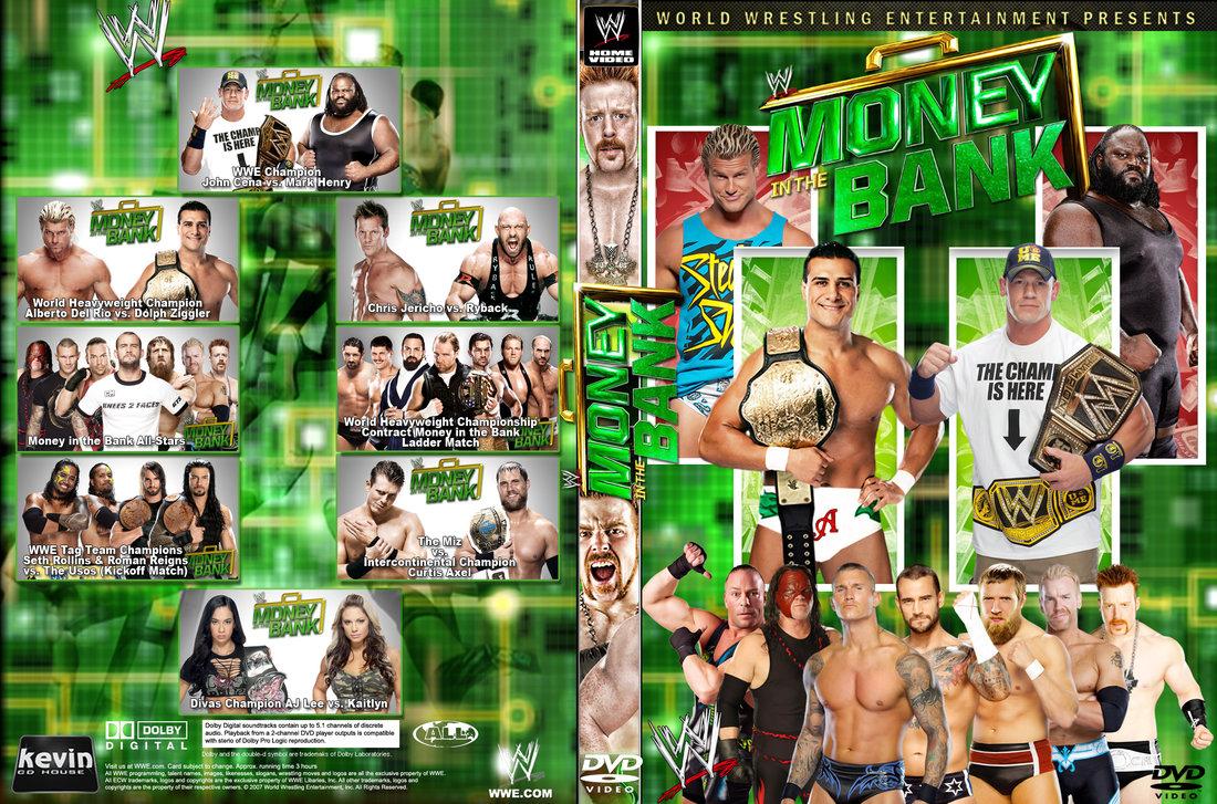 WWE Money In The Bank 2013 HD wallpapers, Desktop wallpaper - most viewed