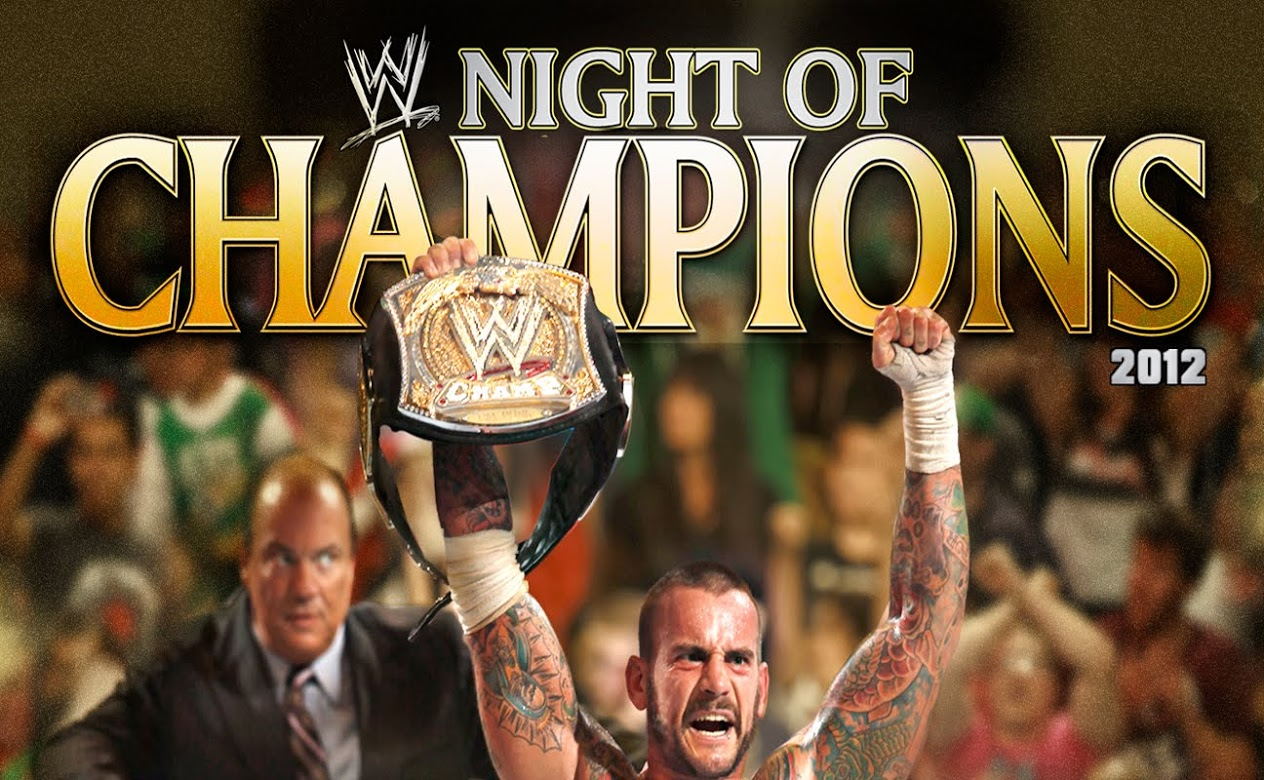 1264x780 > WWE Night Of Champions 2012 Wallpapers