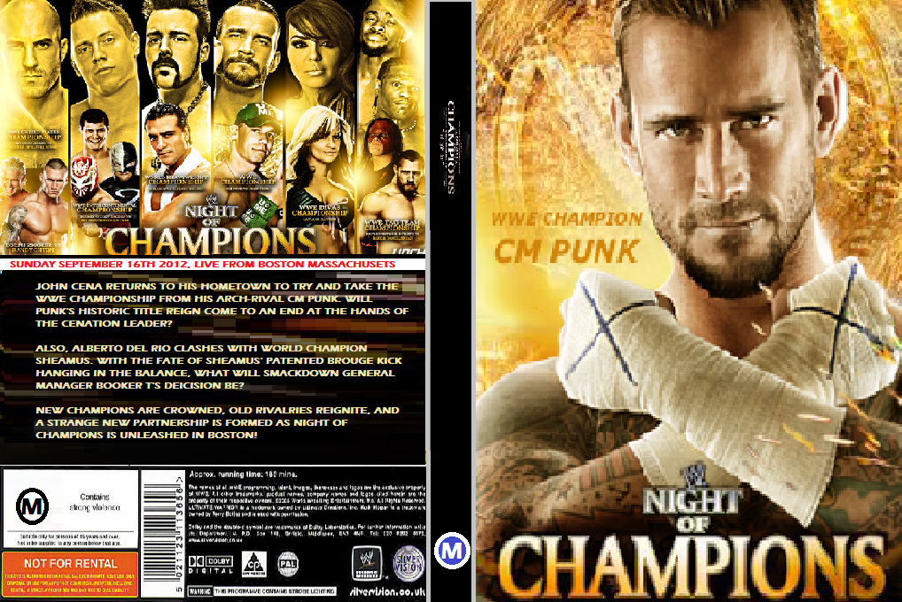 Images of WWE Night Of Champions 2012 | 1018x680