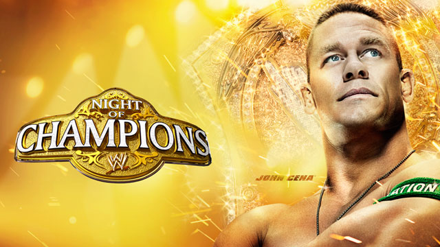 HD Quality Wallpaper | Collection: Movie, 640x360 WWE Night Of Champions 2012