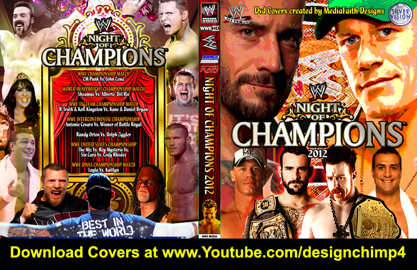 HD Quality Wallpaper | Collection: Movie, 828x536 WWE Night Of Champions 2012