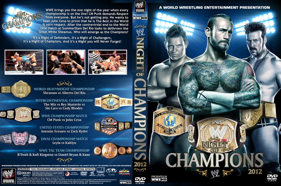 Images of WWE Night Of Champions 2012 | 900x596