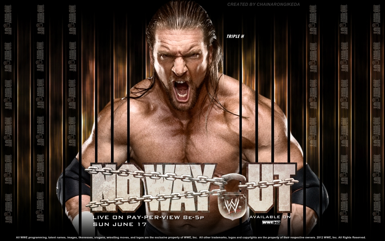 HD Quality Wallpaper   Collection: Movie, 1280x800 WWE No Way Out 2012