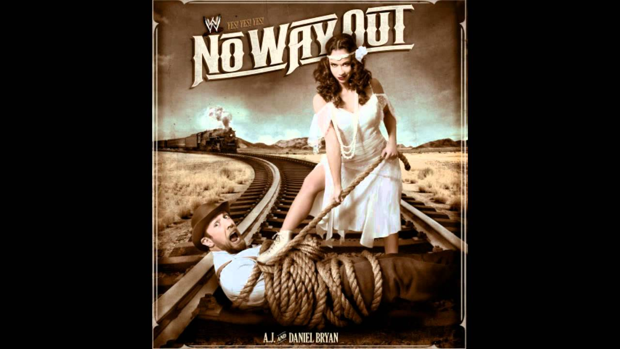 HQ WWE No Way Out 2012 Wallpapers   File 75.77Kb