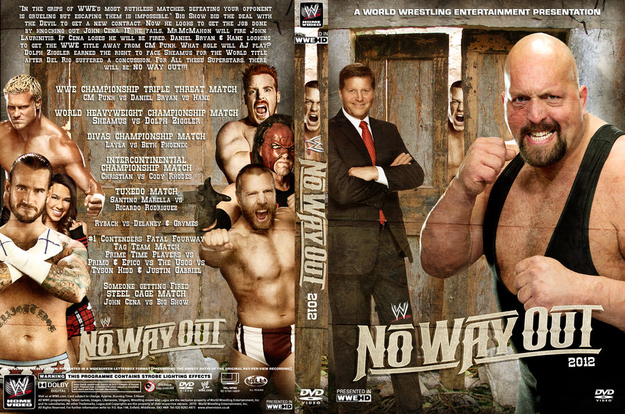 HD Quality Wallpaper   Collection: Movie, 900x596 WWE No Way Out 2012