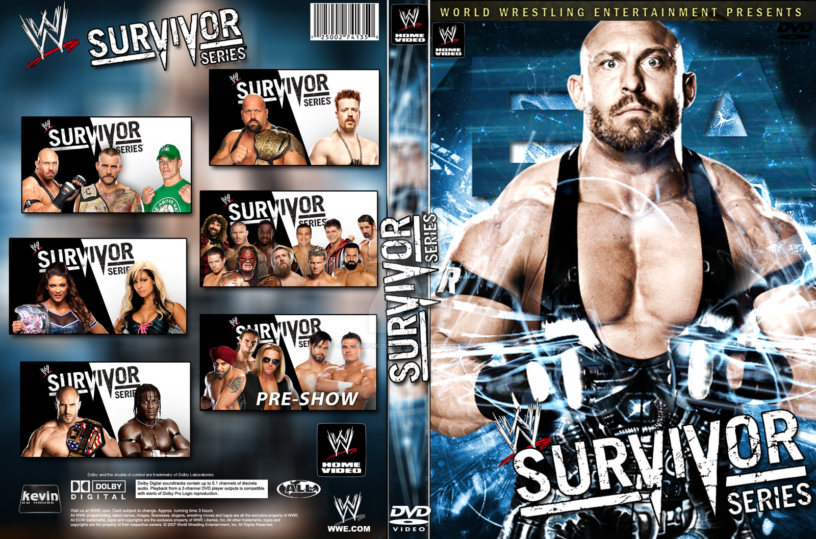 HD Quality Wallpaper   Collection: Movie, 1600x1057 WWE Survivor Series 2012