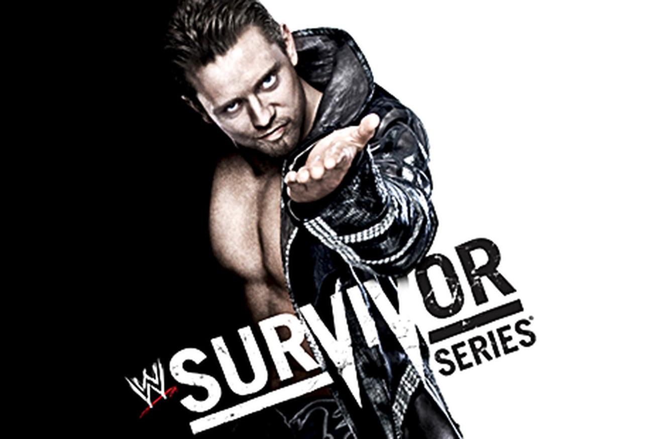 HQ WWE Survivor Series 2012 Wallpapers   File 139.1Kb