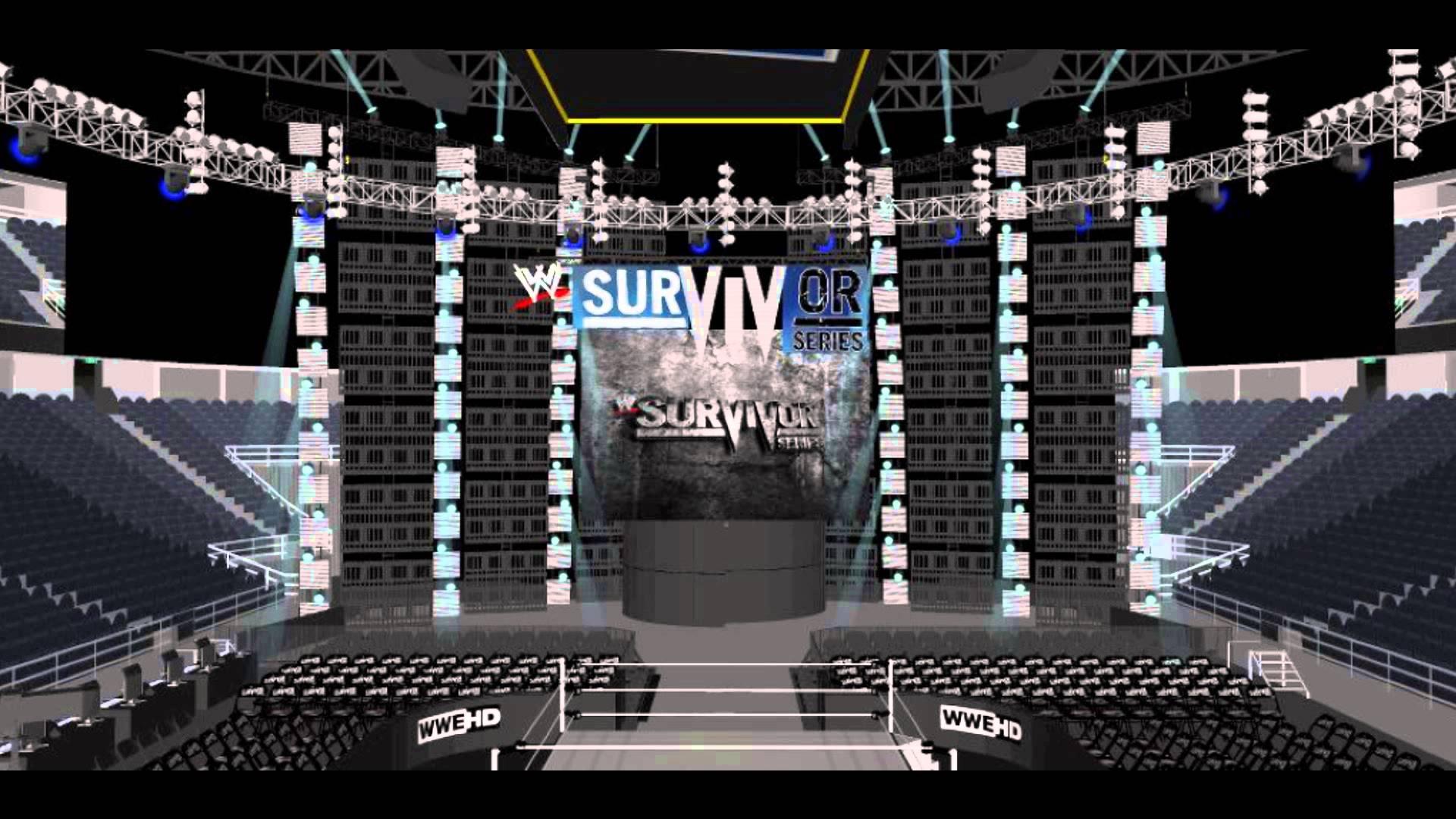 HQ WWE Survivor Series 2012 Wallpapers   File 240.66Kb