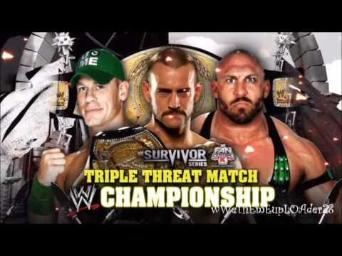 Nice wallpapers WWE Survivor Series 2012 480x360px