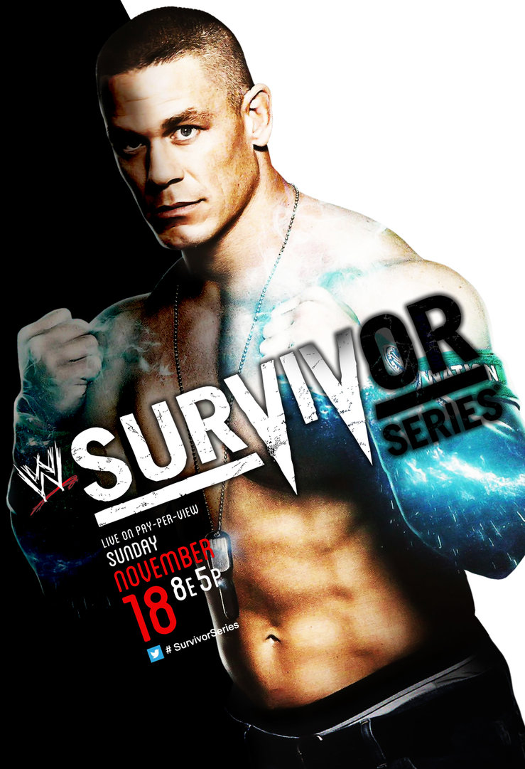 739x1081 > WWE Survivor Series 2012 Wallpapers